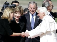 George-W-Bush-Pope-Benedict-XVI