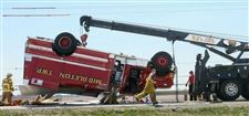 Water-truck-crash-hurts-firefighter
