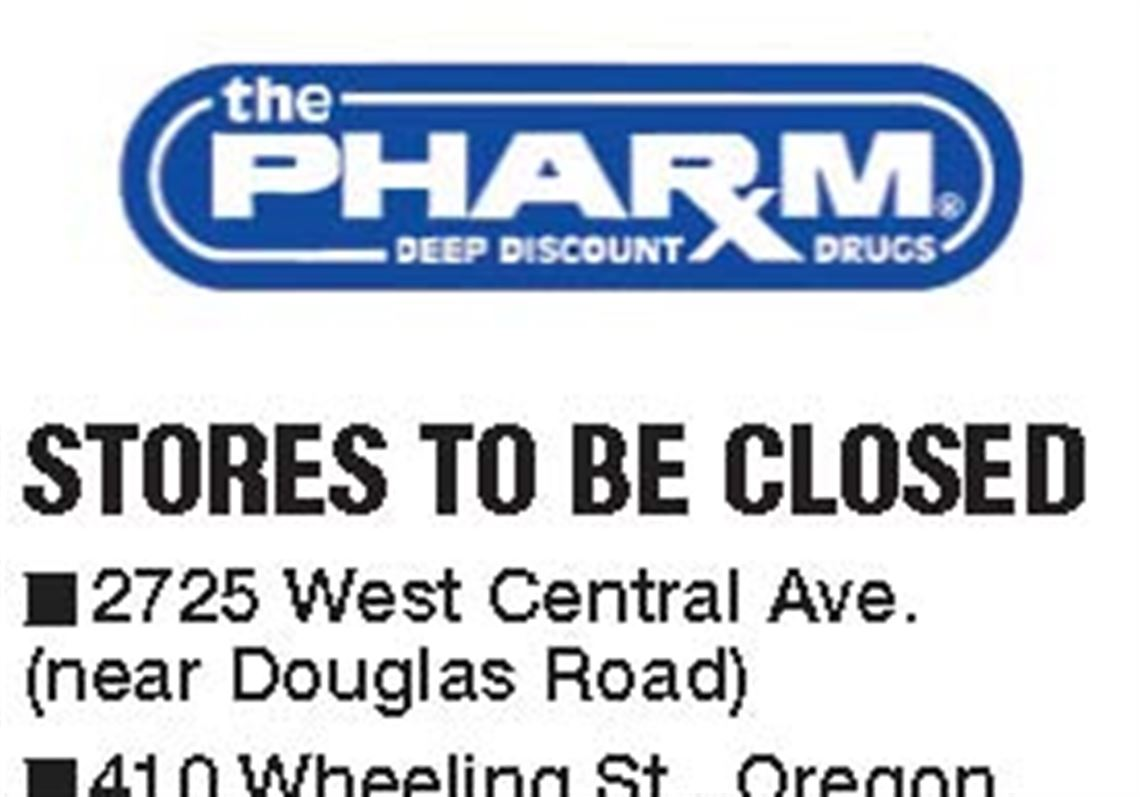 Rite Aid to close 5 Pharm stores | Toledo Blade