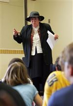 Mother-Jones-delivers-lively-lessons-in-history-Labor-figure-impersonator-addresses-students