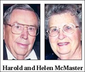 Harold and Helen McMaster