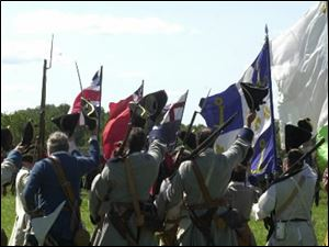 Events throughout the year bring history to life at Fort Meigs State Memorial in Perrysburg.