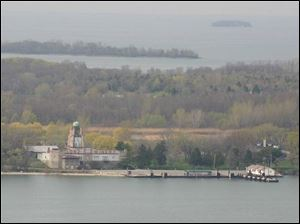 Environmentalists worry about the state's plans for Middle Bass Island. Some