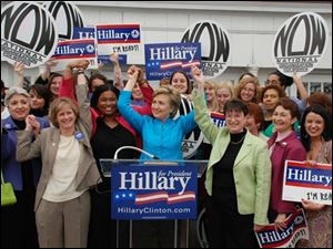 About 18 million people voted for Hillary Rodham Clinton; it was the closest a woman has come to capturing a nomination.