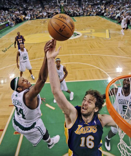 Celtics Hold Off Furious Lakers Rally