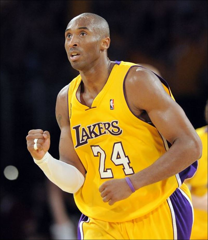 Kobe says it's not over yet, but Lakers need 3 straight wins - Toledo Blade
