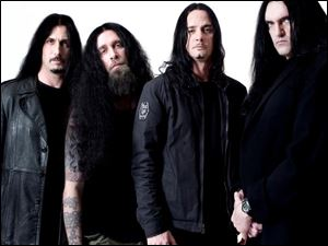 Type O Negative will be at Headliners on Monday with Hatebreed and 3 Inches of Blood.