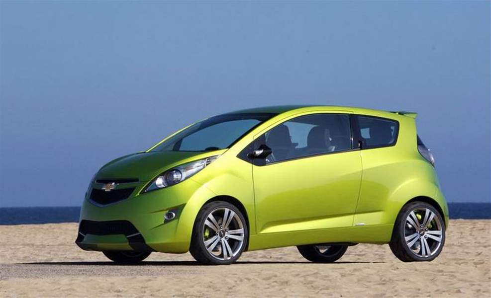 Gm Thinking Smaller Automaker May Produce Chevrolet Beat Minicar