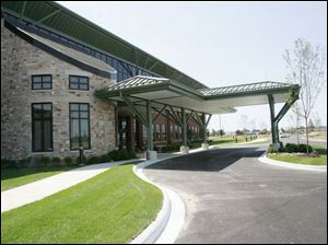 Mercy Hospital of Tiffin s new 193,000-square-foot facility is designed to make sense for both staff and patients.