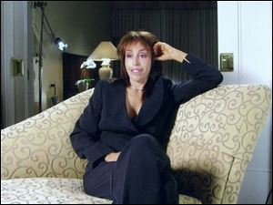 Heidi Fleiss was articulate