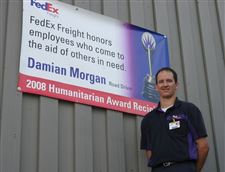Maumee-FedEx-driver-earns-national-award-for-saving-motorist