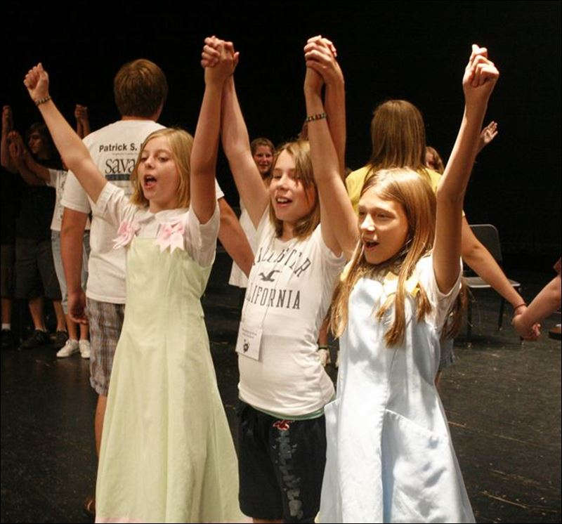 Wednesday Marks 17 Years Since Columbine High School: Young Actors In Tune With '70s Musical In Perrysburg