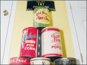 Popcorn paraphernalia