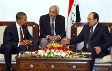Iraqi-view-on-U-S-pullout-is-near-stance-of-visiting-Obama