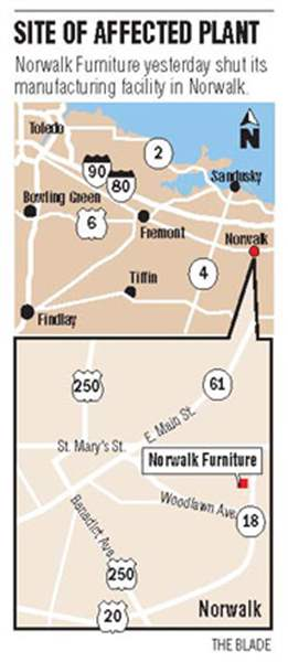 Furniture-firm-stops-work-at-Norwalk-plant-2
