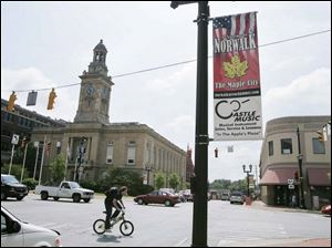 Norwalk, Ohio.
