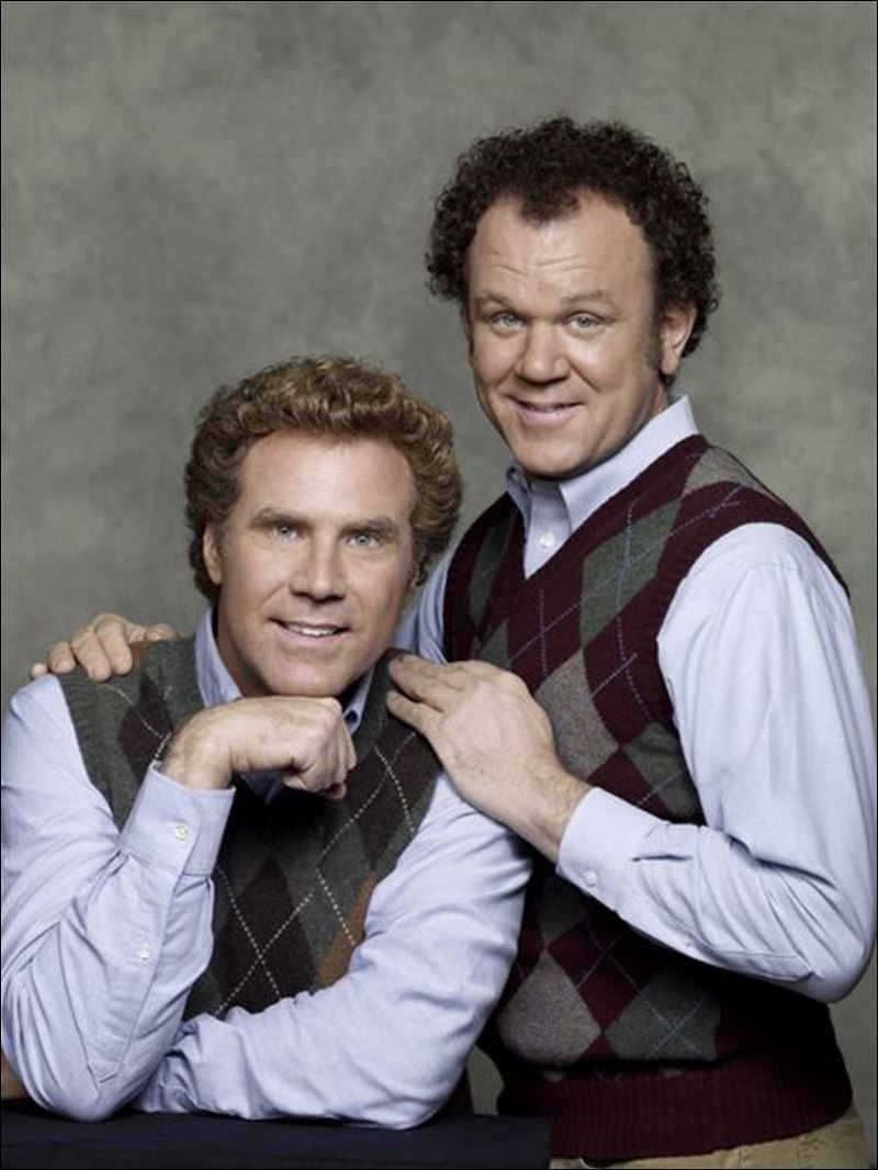 movie review step brothers toledo blade
