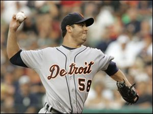 Armando Galarraga gave up three runs on five hits with two walks and three strikeouts over 51/3 innings last night in a victory over the Indians. The right-hander leads the Tigers in wins and sports a 9-4 record with a 3.38 earned run average.