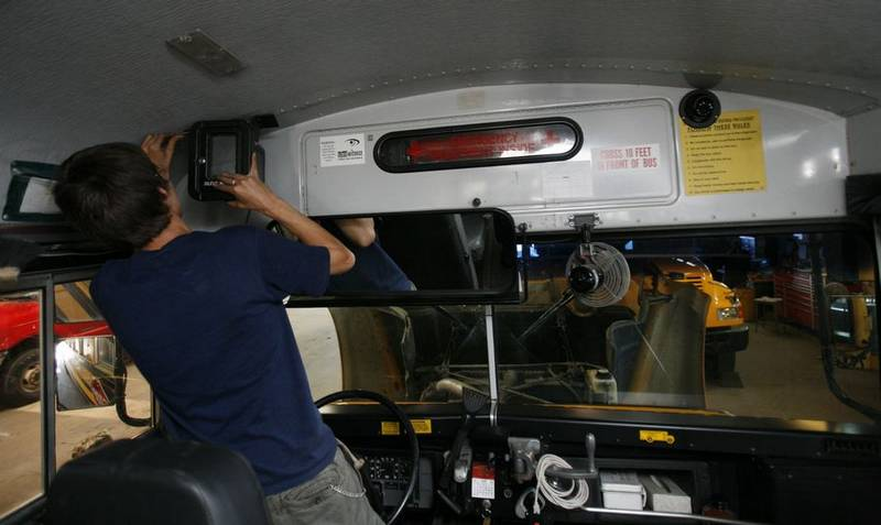 Cameras Bolster School Bus Safety In Monroe The Blade