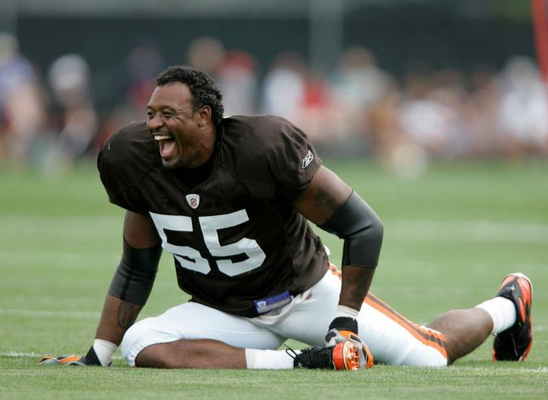 Mcginest Wants Another Super Year With Browns The Blade