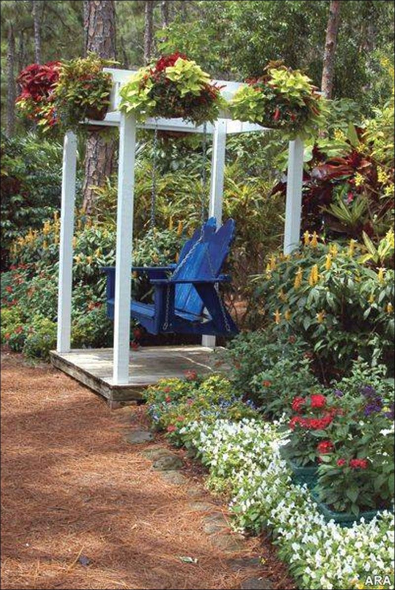Garden design tips from better homes and gardens toledo Better homes and gardens design a garden