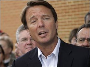 Former Democratic presidential candidate John Edwards admits Friday that he had an extramarital affair.