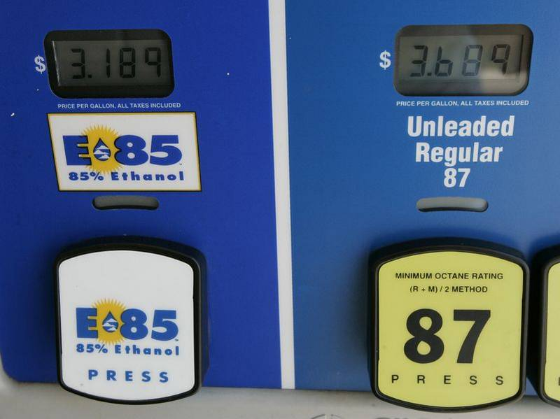 E85 fuel attracting few takers; price gap with regular ...
