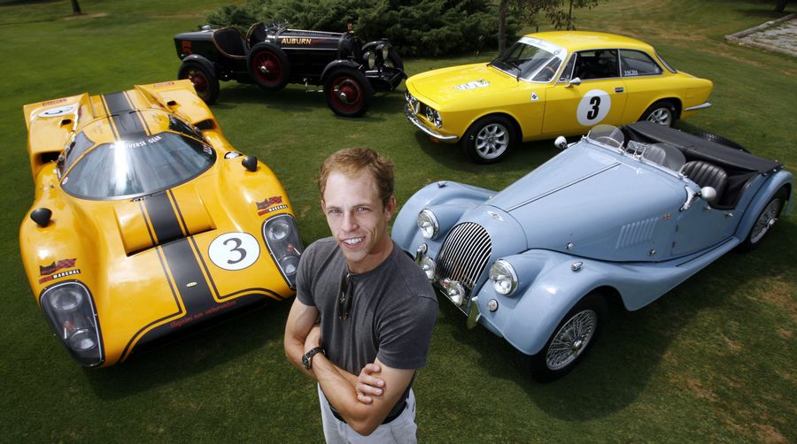 Can Am Car >> Tiffin car enthusiasts to put 'excellence' on parade - The Blade