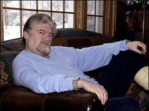 Joe Eszterhas, who has written the screenplays for movie thrillers, now is the author of a book on faith.