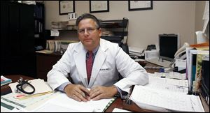 Most doctors don t start people on medications because they like to start medicines,  says Dr.