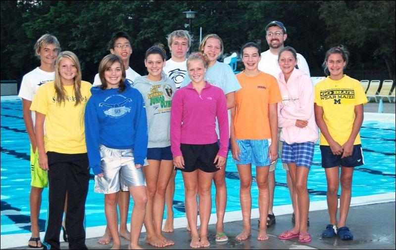 ymca 2008 wisconsin state swimming meet