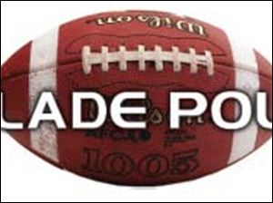 "<img src=http://www.toledoblade.com/assets/gif/TO17150419.GIF> VIEW</b>: <a href="" /assets/pdf/TO5479999.PDF"" target=""_blank ""><b> Blade football poll</b></a>"