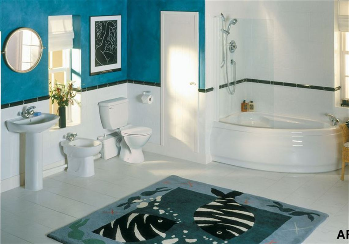 your new bathroom addition can conserve water and cut installation