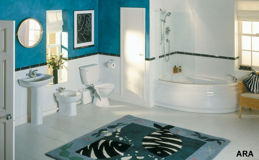 Your new bathroom addition can conserve water and cut installation costs the blade Bathroom toilet installation