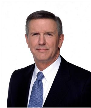 Charles Gibson of ABC News is