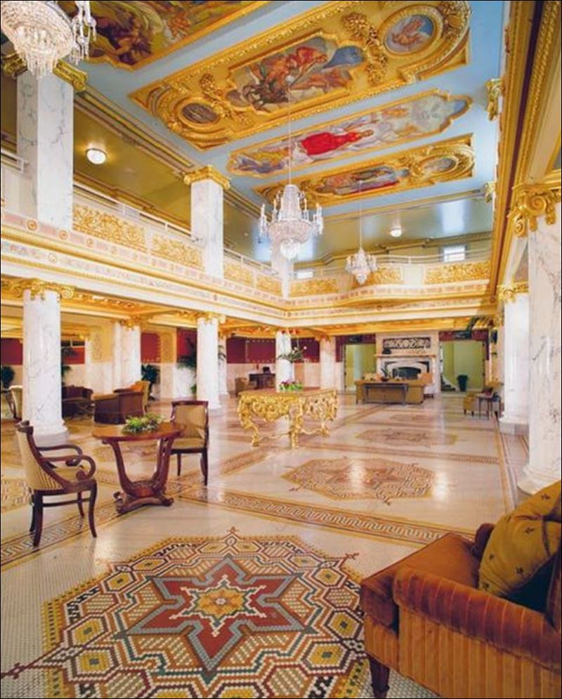 Hotels near french lick indiana