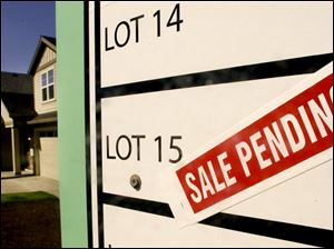 The Realtors group said pending sales rose in all regions.