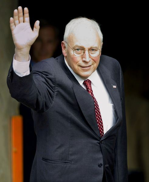 Dick cheney image think, what