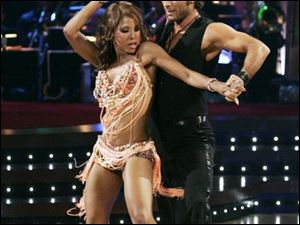 Toni Braxton and her professional dance partner, Alec Mazo, didn t make the cut on  Dancing with the Stars.