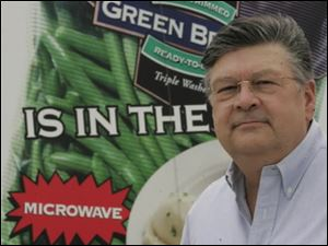 Jeff Twyman founded Green Line Foods after a stint in the package-radish industry and another as a lawyer.