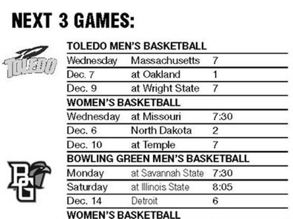 College football, college hockey, prep football | Toledo Blade