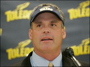 Tim Beckman said the Rockets will continue to run a spread offense.