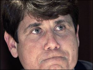 Illinois Gov. Rod Blagojevich was a target of an FBI investigation, and dared agents to bug his offices and phones.