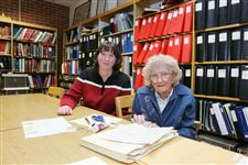 Historic-paper-records-find-permanency-online-at-Harris-Elmore-library