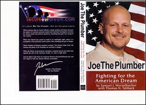 Samuel 'Joe' Wurzelbacher wrote 'Fighting for the American Dream' with the help of author Thomas N. Tabback.