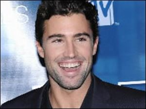 Brody Jenner stars in the new MTV series 'Bromance.'