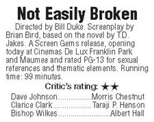Movie-review-Not-Easily-Broken