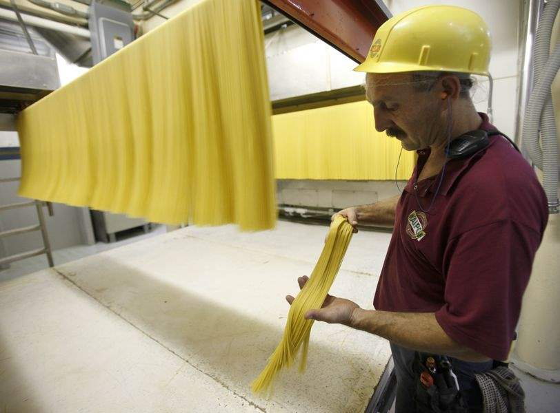 Pasta-sales-sweeten-as-economy-goes-sour