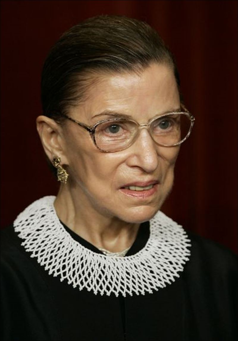Justice Ginsburg has surgery for lethal cancer - Toledo Blade