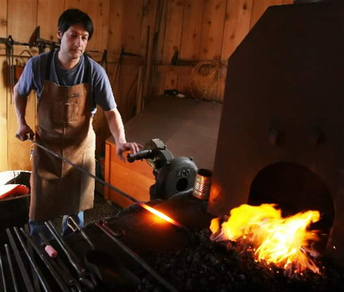 The-art-of-blacksmithing
